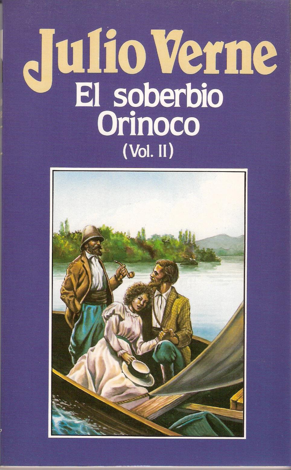 El soberbio Orinoco II