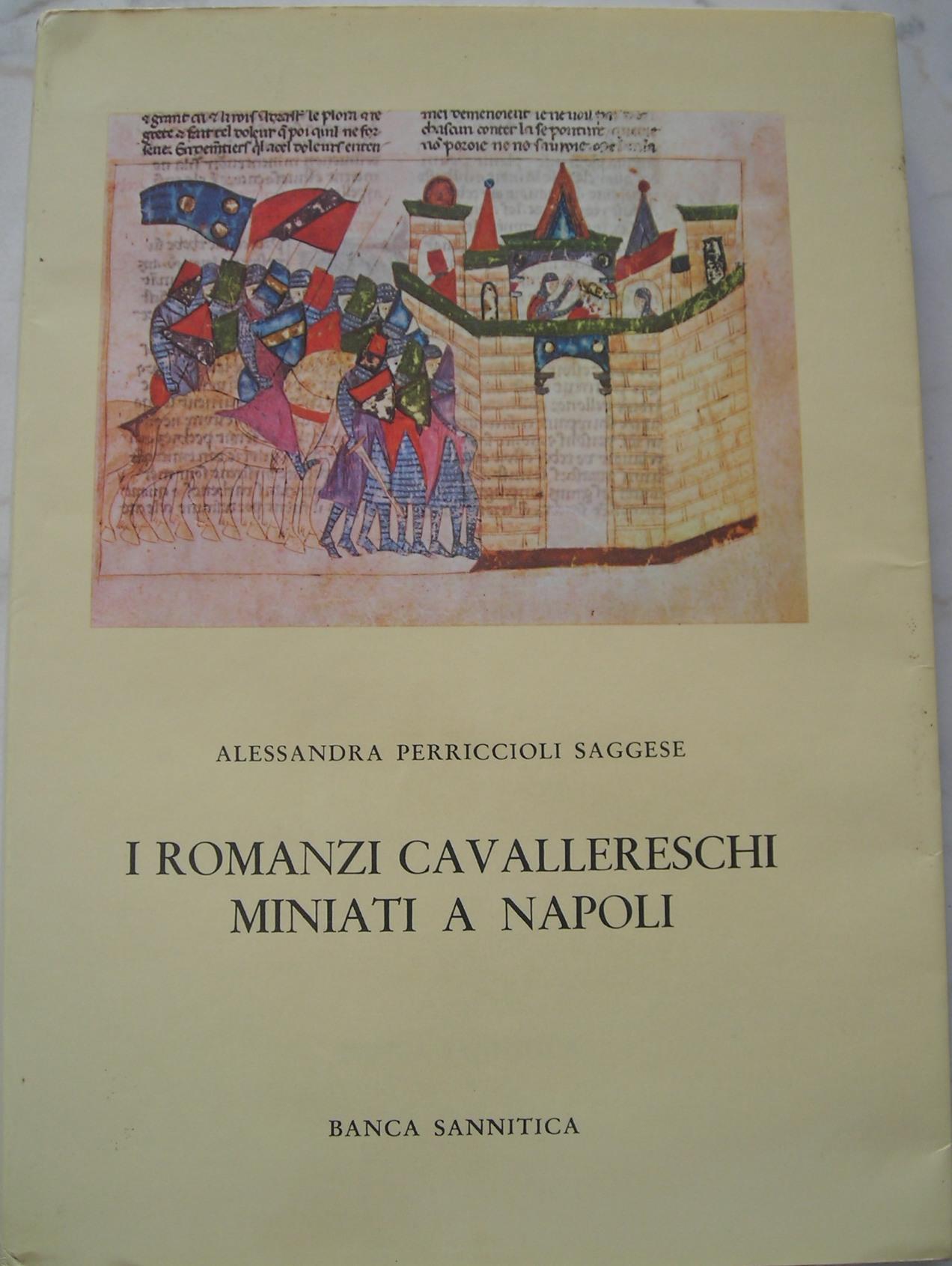 Romanzi Cavallereschi miniati a Napoli