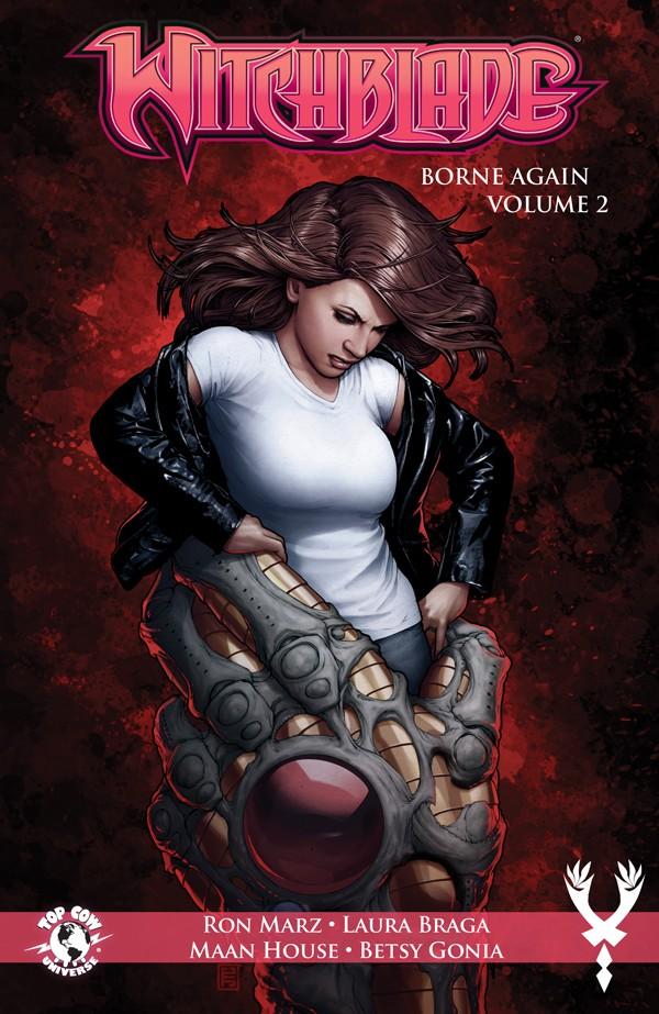Witchblade: Born Again, Vol. 2