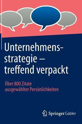 Unternehmensstrategie - Treffend Verpackt