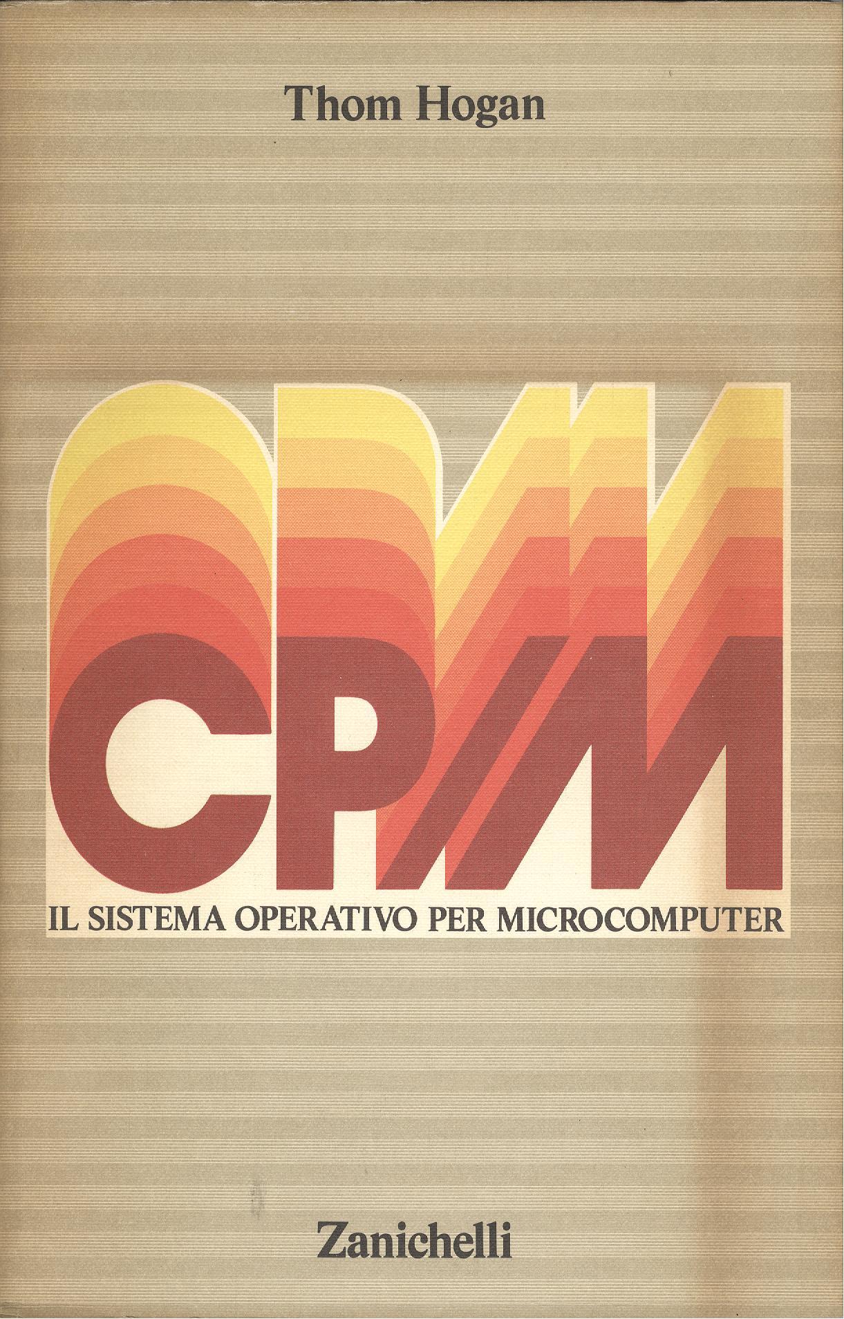 CP/M Il sistema operativo per microcomputer