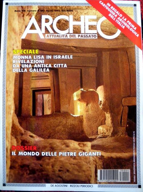 Archeo attualità del passato n. 98