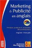 Marketing et publicité en anglais