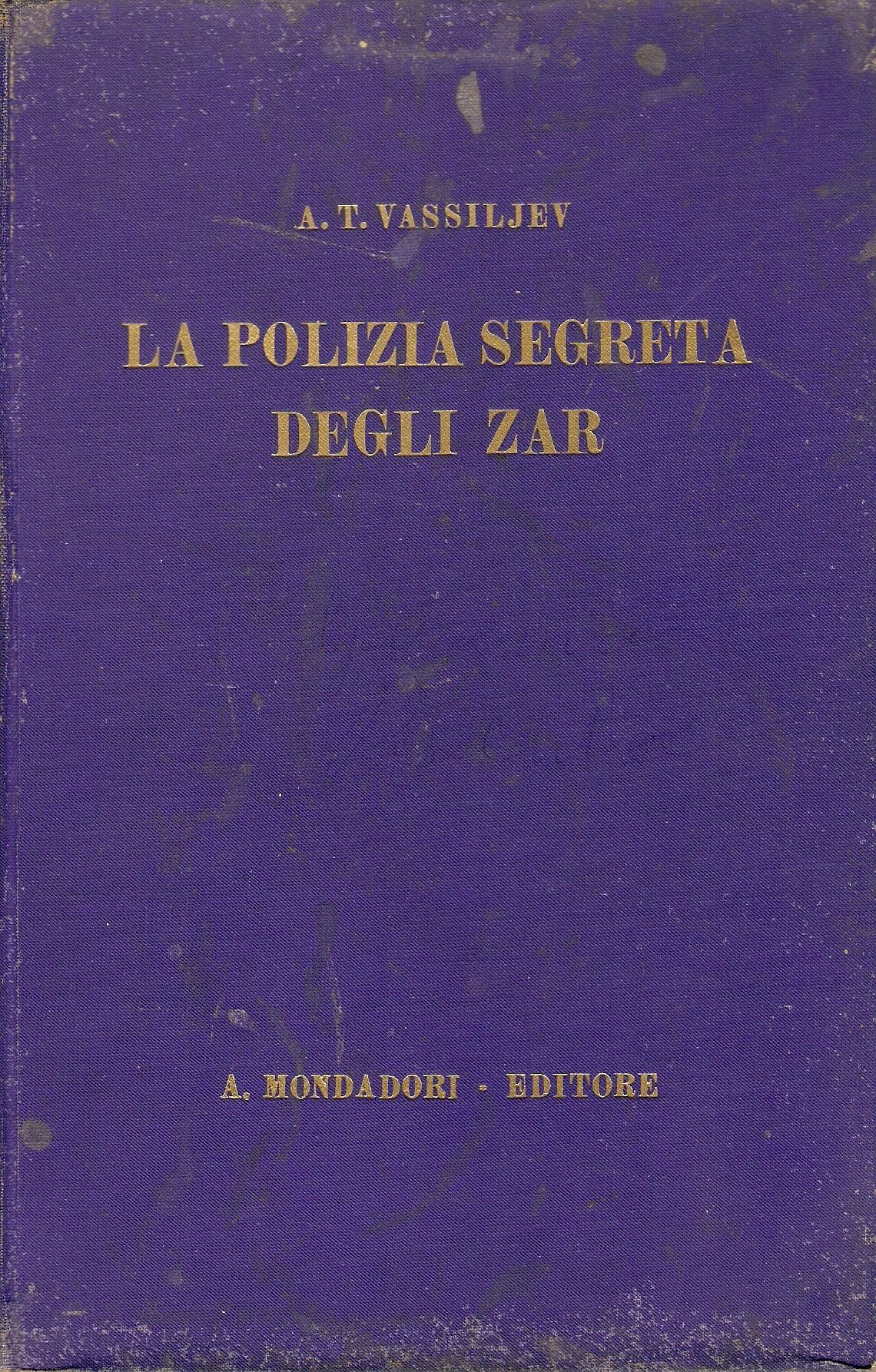 La polizia segreta degli zar