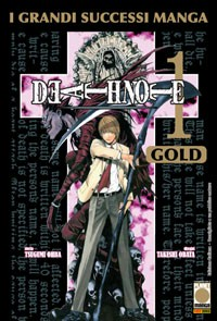 Death Note Gold Delu...