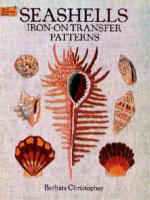 Seashells Iron-On Transfer Patterns