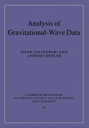 Analysis of gravitational-wave data