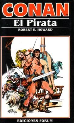 Conan, el pirata