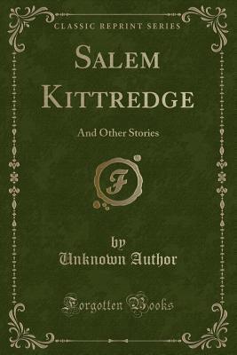 Salem Kittredge