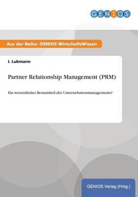 Partner Relationship Management (PRM)