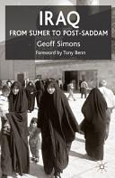 Iraq: From Sumer to Saddam
