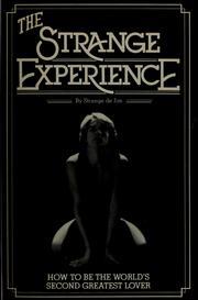 The Strange Experience