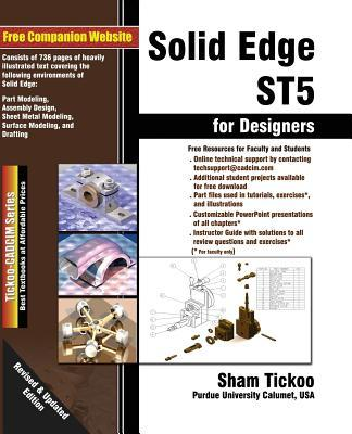 Solid Edge ST5 for Designers