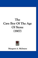The Cave Boy of the Age of Stone (1907)