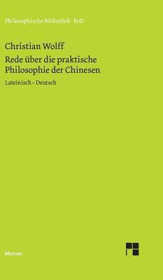 Rede über die praktische Philosophie der Chinesen