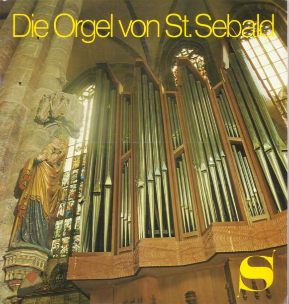 Die Orgel von St. Sebald