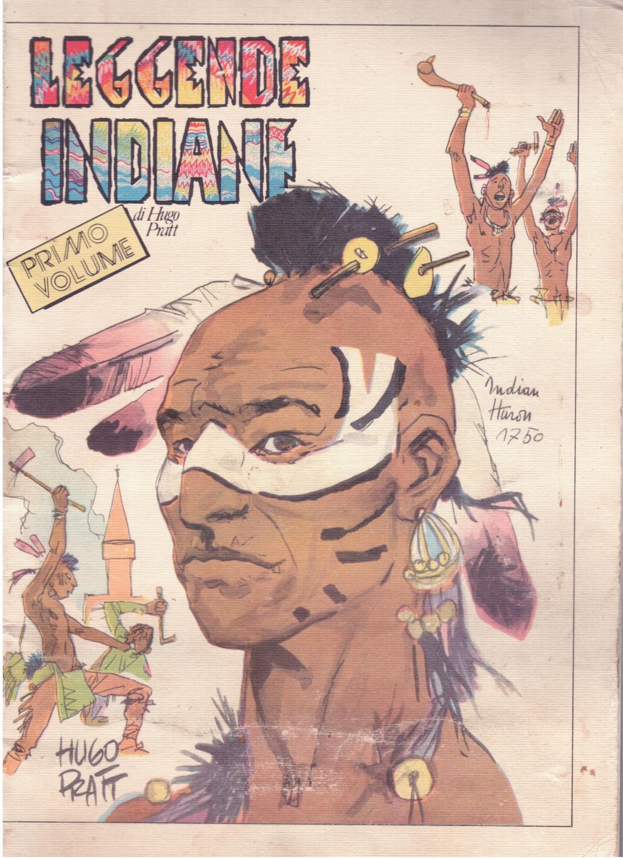 Leggende indiane vol. 1