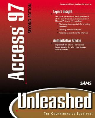 Access 97 Unleashed