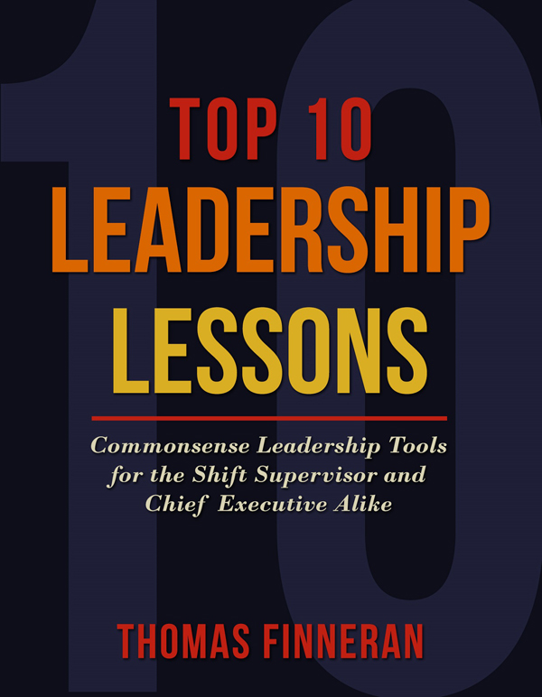 Top 10 Leadership Lessons