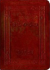 Blood Miniature Exhibition Book
