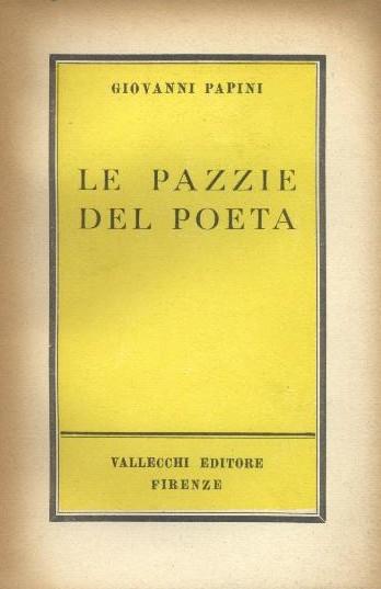 Le pazzie del poeta
