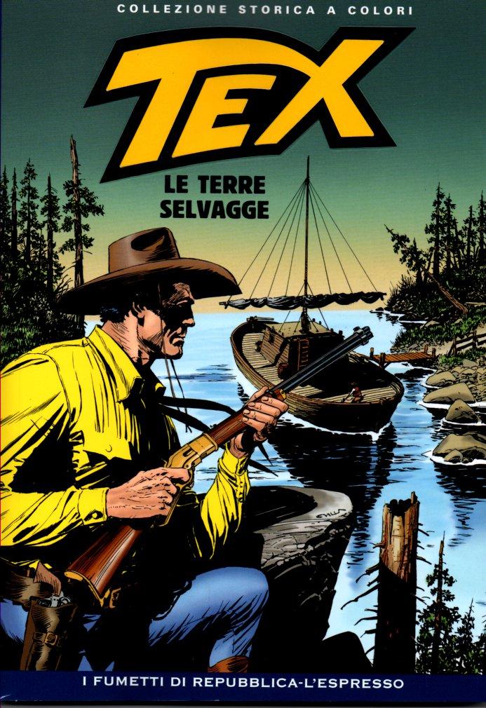 Tex collezione storica a colori n. 241