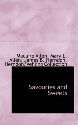 Savouries and Sweets