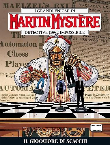 Martin Mystère n. 337