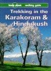 Lonely Planet Trekking in the Karakoram and Hindukush