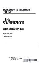 The sovereign God
