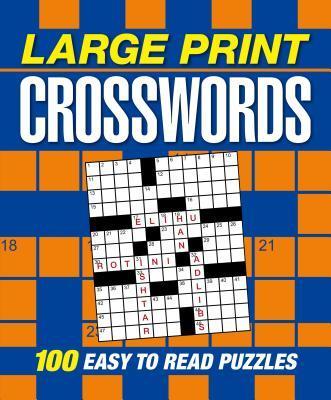 Large Print Crosswor...