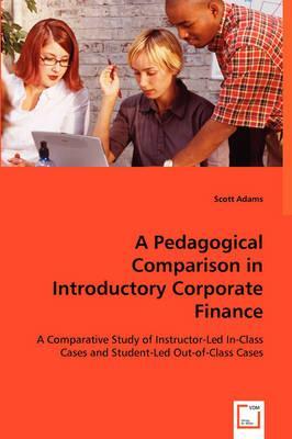 A Pedagogical Compar...