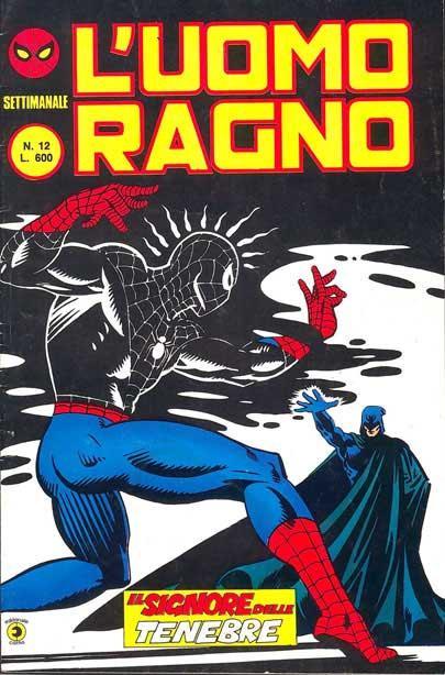 L'Uomo Ragno (2a serie) n. 12