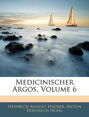Argos. Zeitschrift für Kritik und Anti-Kritik auf dm Gesammtgebiete der Medizin. Jahrgang 1845