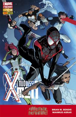I nuovissimi X-Men n. 25