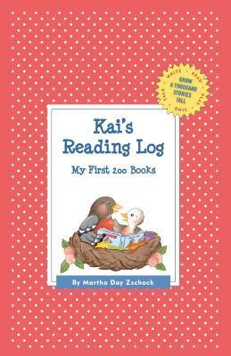 Kai's Reading Log