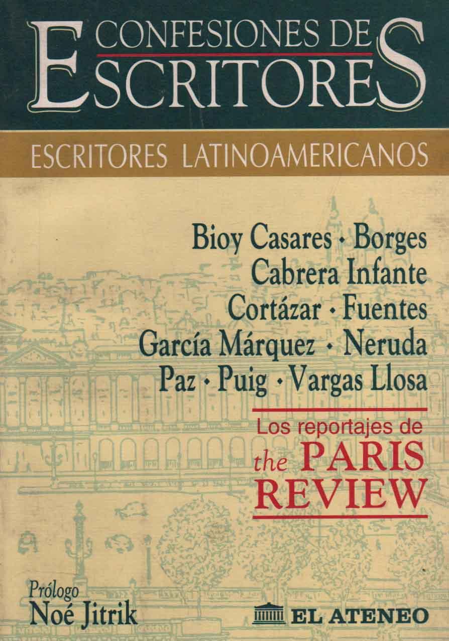 Confesiones de Escritores - Latinoamericanos