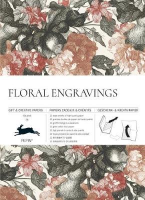 Floral Engravings #79