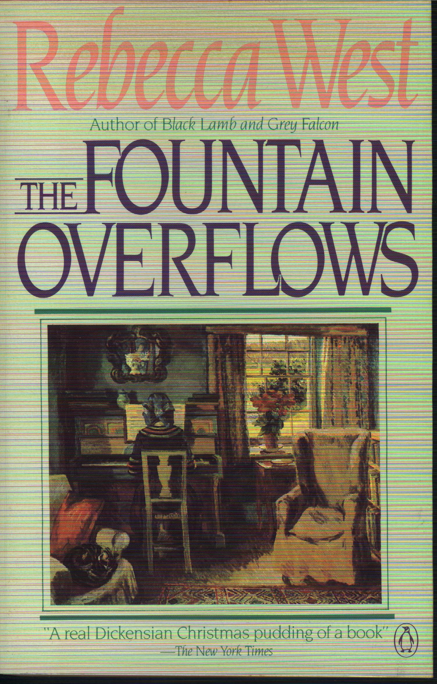 The Fountain Overflows