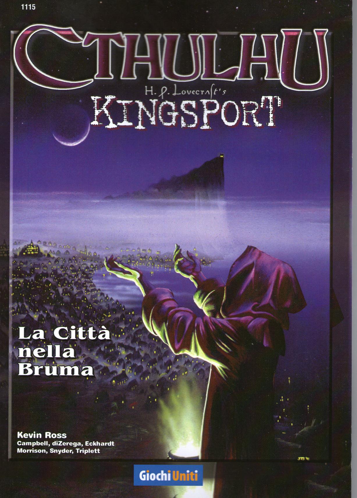 Cthulhu Kingsport