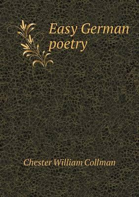 Easy German Poetry