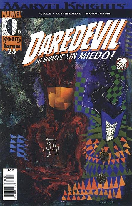 Marvel Knights: Daredevil Vol.1 #25 (de 56)