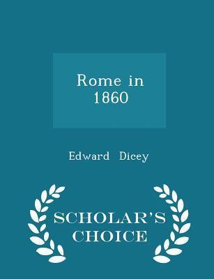 Rome in 1860 - Schol...