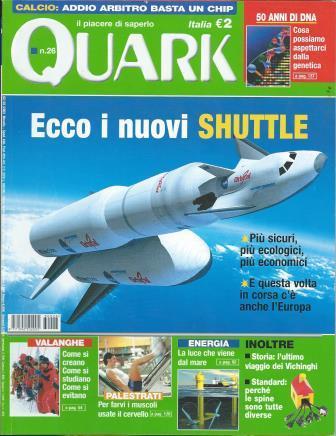Quark: Il piacere di saperlo n. 26