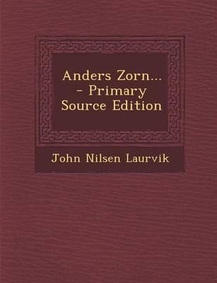 Anders Zorn...