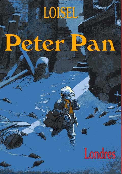 Peter Pan: Londres