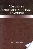 Values in English Language Teaching