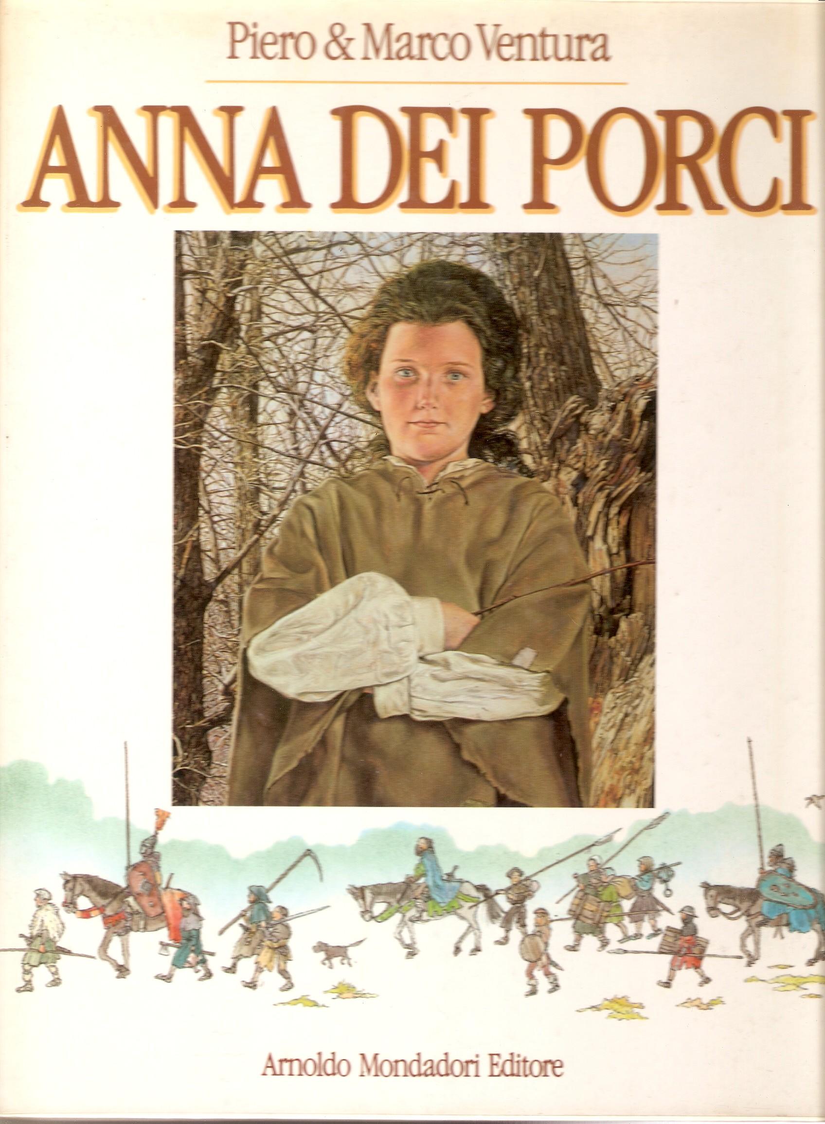 Anna dei porci