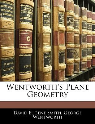 Wentworth's Plane Geometry
