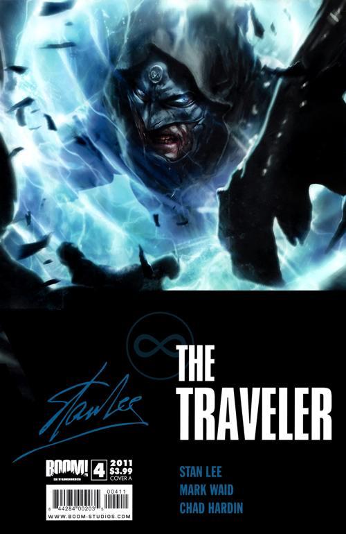 The Traveler #4